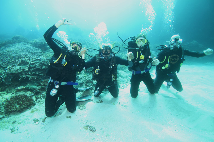 Big In Bali Indonesia Diving Holiday Asia Trip Idea Dive Worldwide