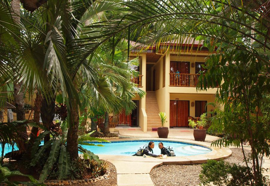 alona beach resort bohol