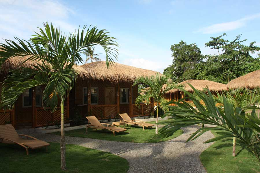 Magic oceans resort holiday accommodation in philippines - Magic oceans dive resort ...