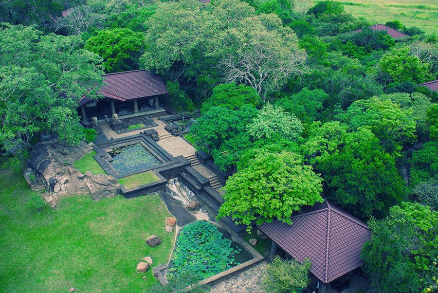 Forest Rock Garden Resort Holiday Accommodation In Sri