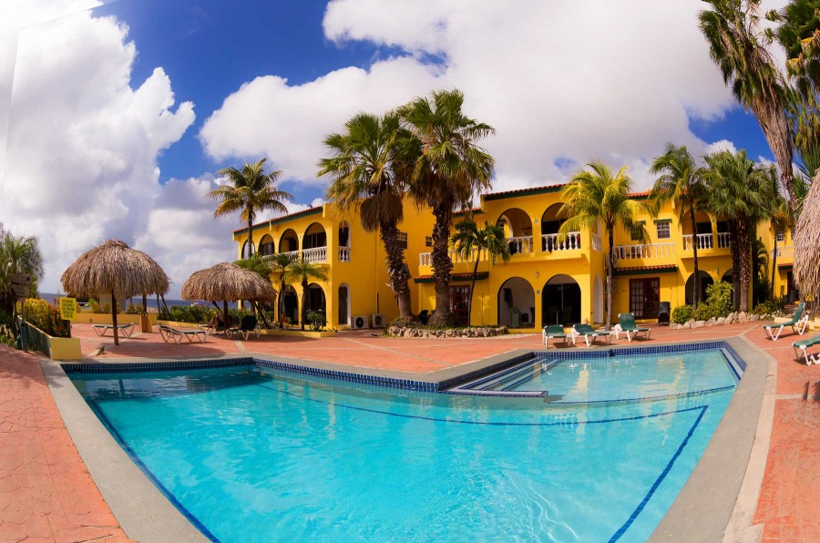 Buddy dive resort holiday accommodation in abc islands - Bonaire dive resorts ...