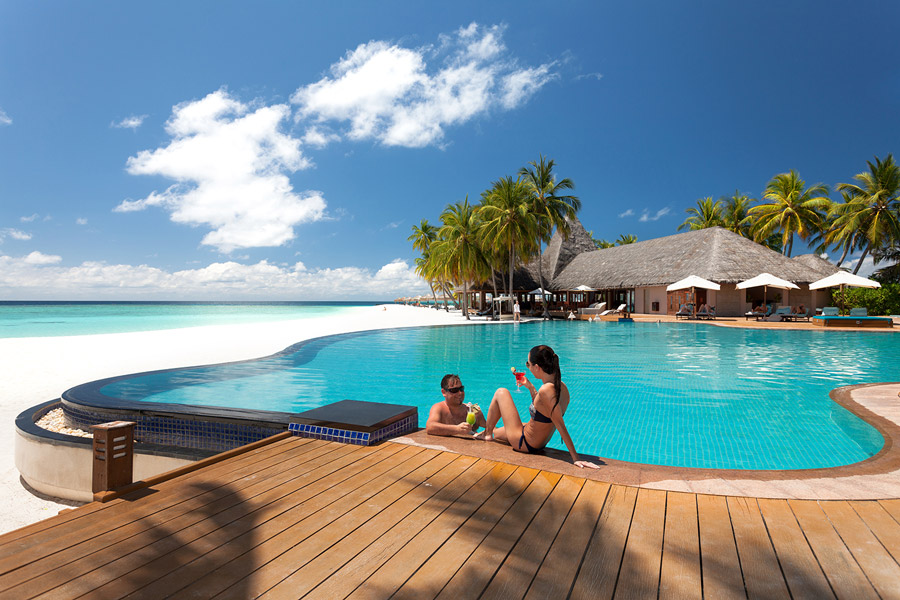 Veligandu Island Resort holiday accommodation in Maldives, Indian Ocean | Dive Worldwide